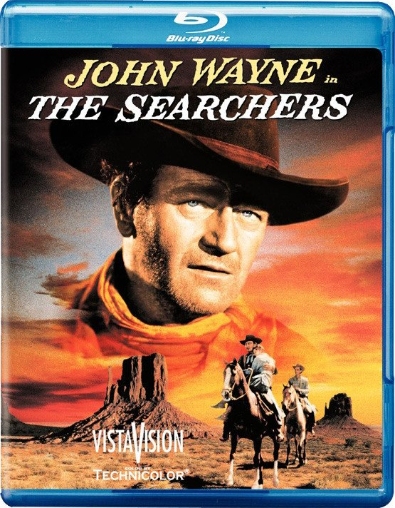 《日落狂沙》(The Searchers)思路[720P]