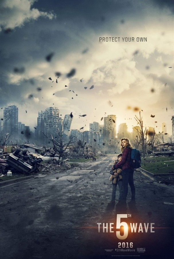 [第五波/第五毁灭 The 5th Wave 2016][HDRip-400P.MKV][中英字幕]