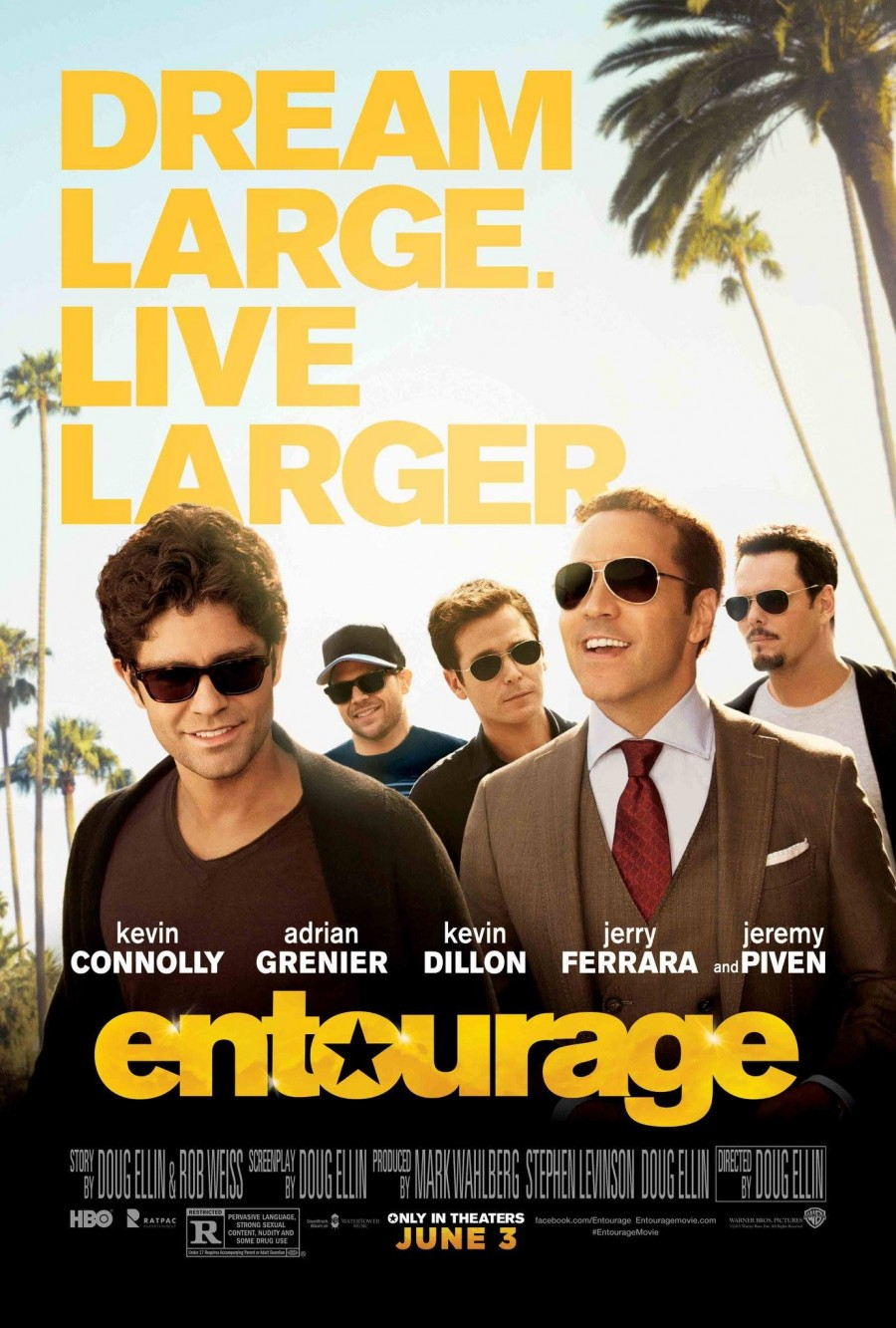 [明星伙伴/色欲荷里活]Entourage.2015.1080p.BluRay.x264-SPARKS 7.65G