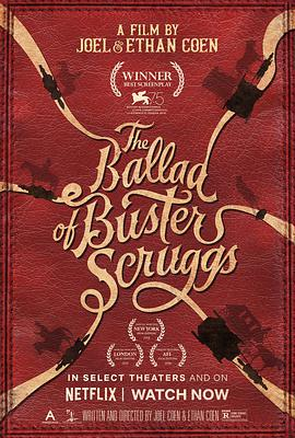 [巴斯特·斯克鲁格斯的歌谣][The][Ballad][of][Buster][Scruggs][2018][HD720P][X264][AAC][English][CHS-ENG 2][69GB]